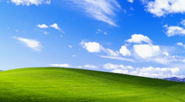 After 21 years  iconic Windows wallpaper gets a sequel   The Indian     windows screen saver  windows xp photos  who made windows wallpaper  who  clicked windows