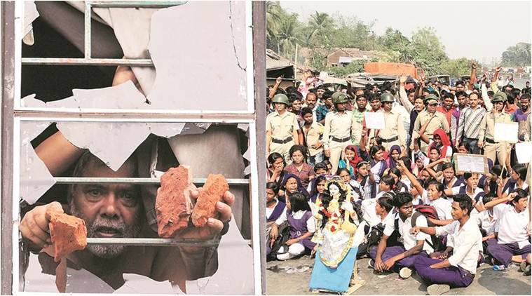 Looking back, Bengal fights 'Communal' tag: Basirhat riots lead the pack, social media 'menace' under police scanner