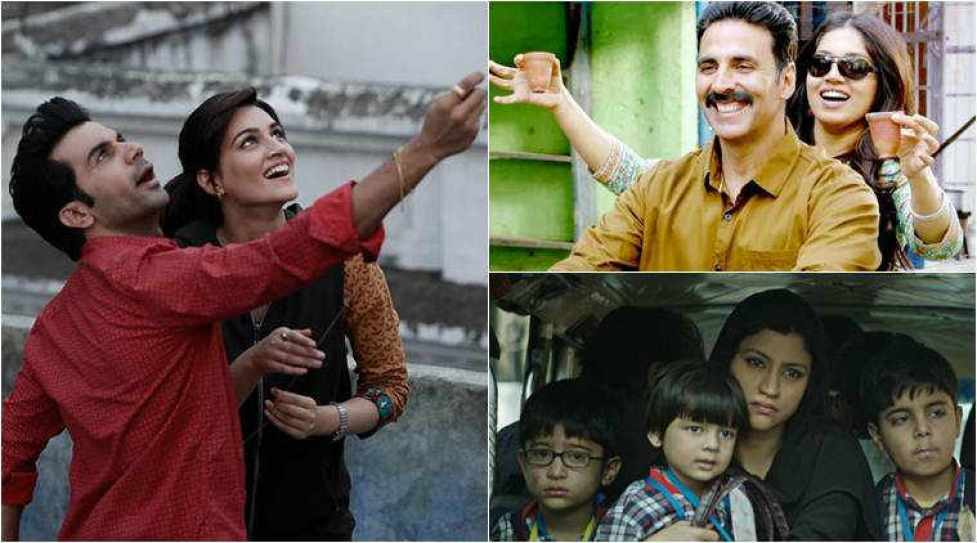 Image result for Bollywood and its love for formulas: The real people charm is back in business