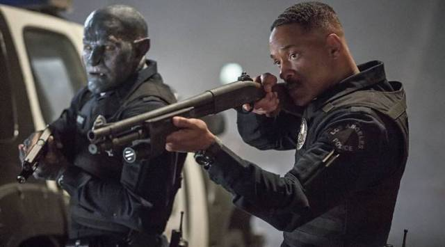 This is going on my fridge: David Ayer on Bright bad review