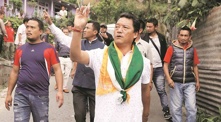 As Darjeeling limps back to normalcy, GJM rift paints 'uneasy picture' for2018