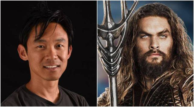 I would never go into an origin movie with three villains: Aquaman director James Wan