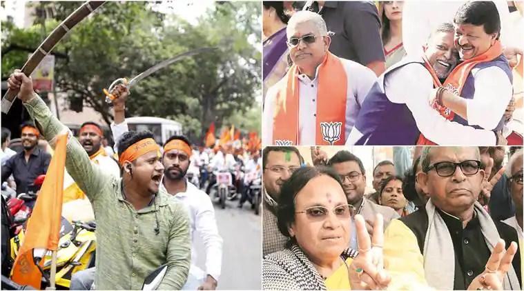 Mamata Banerjee, West Bengal, TMC, Trinamool Congress, Mukul Roy, BJP, West Bengal BJP, Demonetisation, GST, Indian Express, Kolkata News