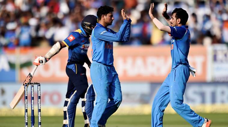 India vs Sri Lanka, 3rd ODI: Wrist-spinning brothers-in-arms spin India to series win over Sri Lanka