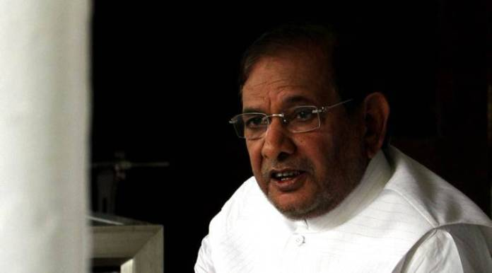 sharad yadav, sharad yadav attacks BJP, sharad yadav attacks centre, indian constitution, undeclared emergency, bjp, former jdu leader, india news, bihar politics