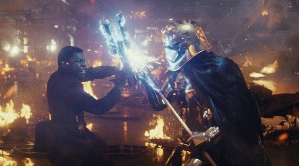 Image result for Star Wars The Last Jedi still dominating the movie galaxy
