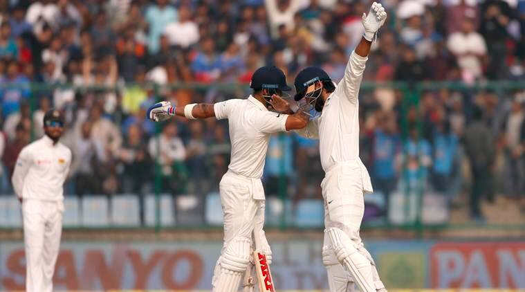 India vs Sri Lanka: Centuries of non-violence from Virat Kohli and Murali Vijay at Kotla