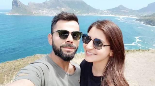 Anushka Sharma and Virat Kohli are couple goals even when they are working out