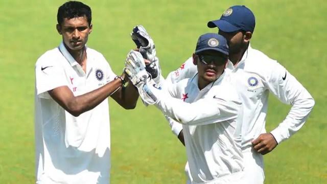 India vs South Africa, Navdeep Saini, Navdeep Saini bowling, Navdeep Saini wickets, India tour of South Africa 2018, sports news, cricket, Indian Express