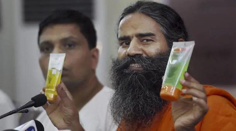 Patanjali, Patanjali products, Baba Ramdev, Fair price shops, Business news, Indian Express