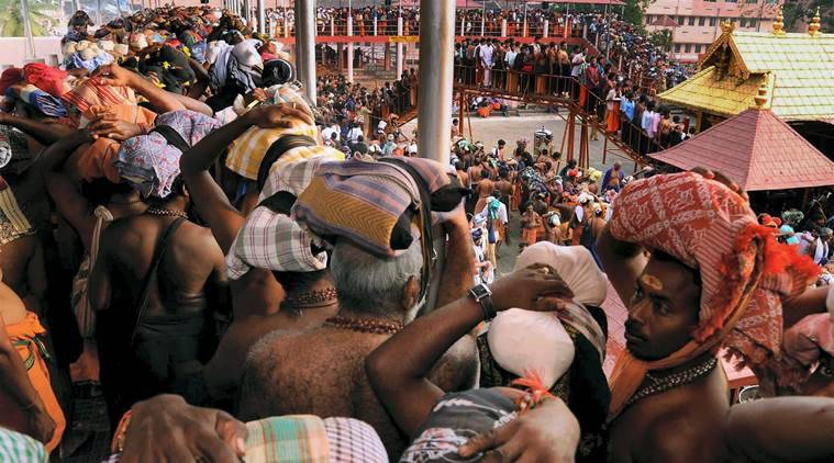 Sabarimala verdict: RSS says devotees' sentiments 'cannot be ignored', slams LDF's govt for rushing to implement ruling