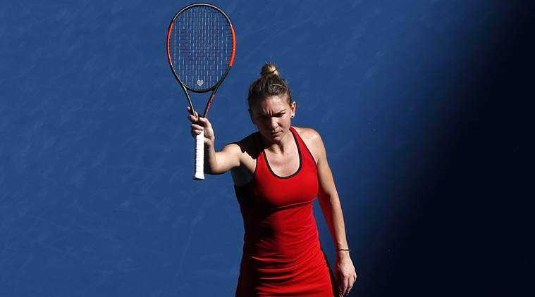 Image result for simona halep australian open 2018