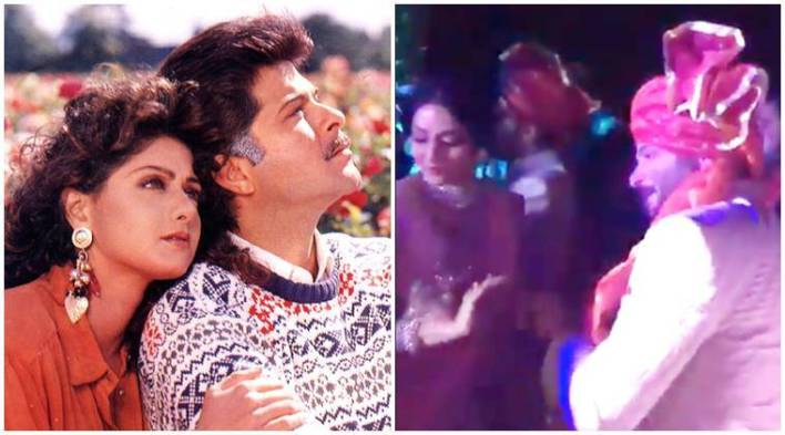 VIDEO: Sridevi and Anil Kapoor dancing together at Mohit Marwah's wedding will make youemotional