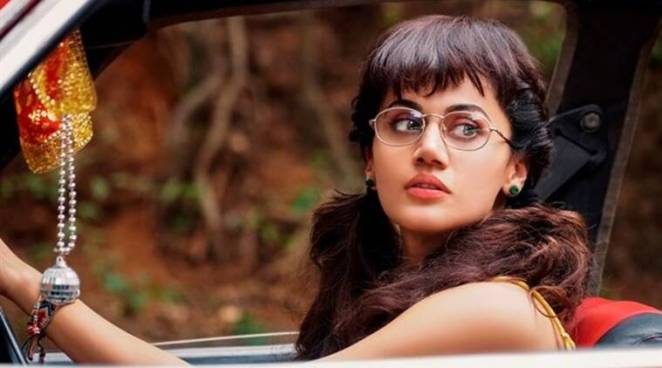 taapsee pannu in dil junglee