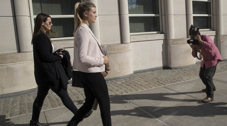 Eugenie Bouchard reaches settlement in lawsuit againstUSTA