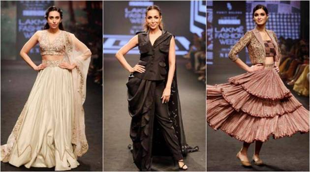 Lakme Fashion Week Winter Festive 2018 edition to start from August     lakme fashion week  lakme fashion week 2018  lakme fashion week photos   lakme fashion