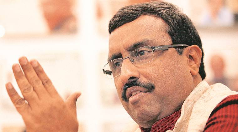 India should continue investing on innovation, education, says Ram Madhav
