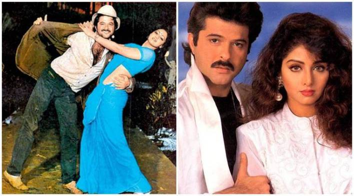 Sridevi and Anil Kapoor: From comedy to romance, this on-screen duo could pull offeverything