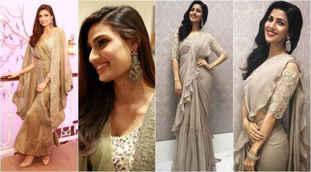 Out of the ordinary: Take inspiration from Athiya Shetty and Nimrat Kaur on how to work fusionfashion