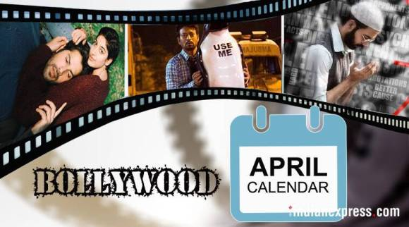 Upcoming Bollywood films in April: October, Blackmail, Omerta and others