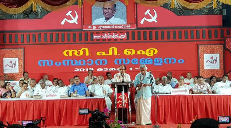 CPI hardens stand on KM Mani, says there's no space for opportunists in LDF