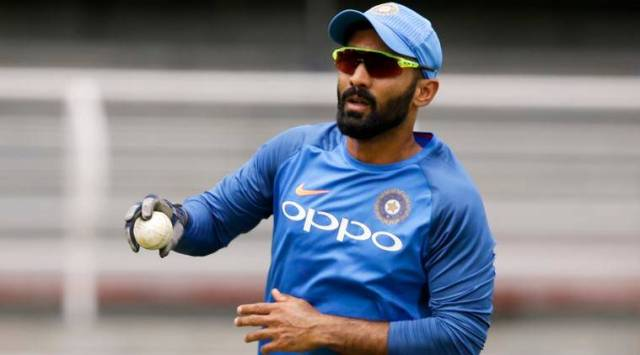 Wriddhiman Saha ruled out of Afghanistan Test, Dinesh Karthik comes in