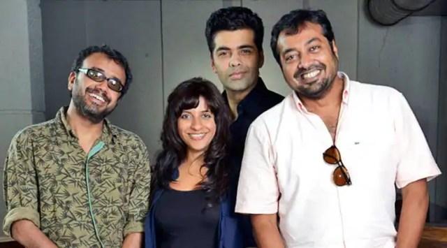 Karan Johar, Anurag Kashyap, Zoya Akhtar and Dibakar Banerjee join hands for Netflix film LustStories