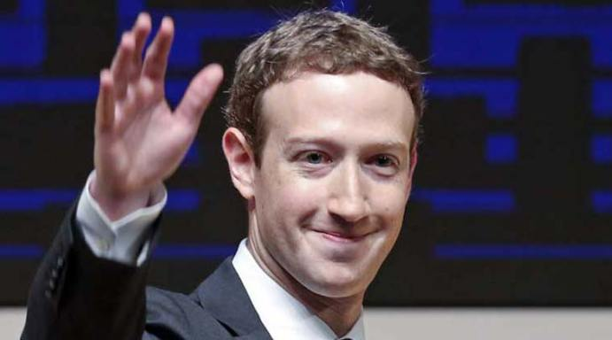 Mark Zuckerberg tops Warren Buffett to become world's third-richest person