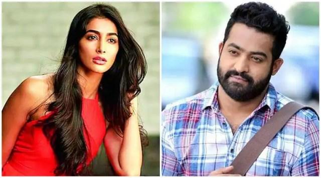 Pooja Hegde to romance Jr NTR in Trivikrams directorial