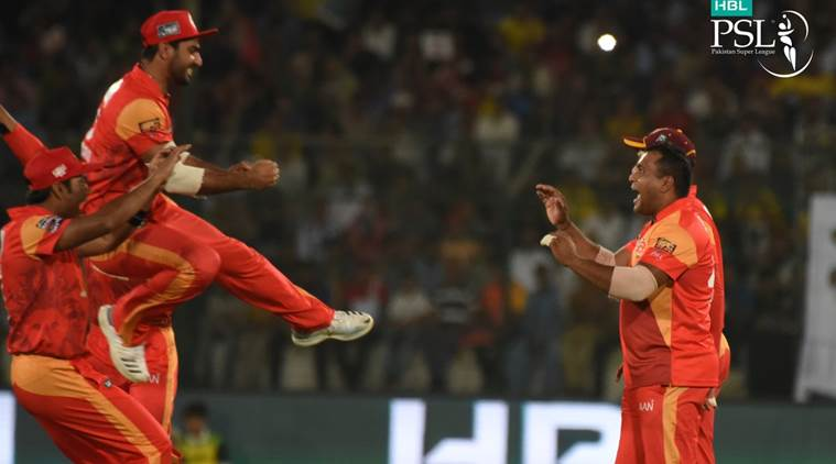 PSL 2018: Islamabad United 'best team throughout the tournament' win Pakistan Super League for second time