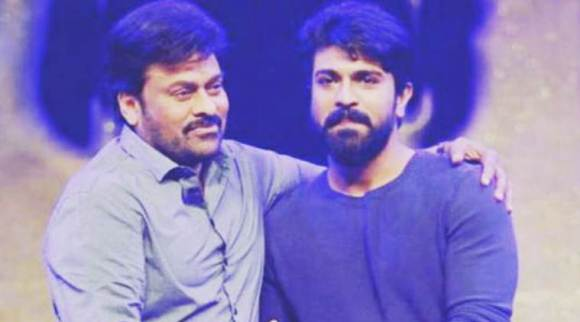Chiranjeevi gives Rangasthalam a rave review: Ram Charan film should win National Awards