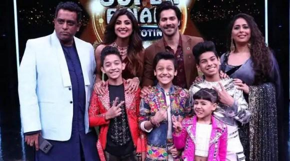Super Dancer Chapter 2 Finale highlights: Bishal Sharma lifts the trophy