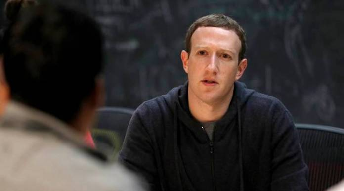 Facebook CEO Mark Zuckerberg meeting with lawmakers ahead of hearing before US Congress