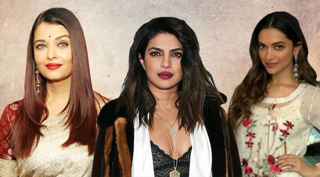 Aishwarya Rai Bachchan, Priyanka Chopra, Deepika Padukone among Worlds Most Admired People2018