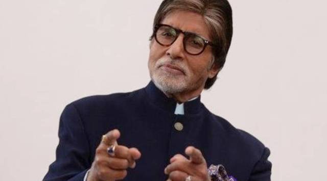 Amitabh Bachchan: My work ethic is not to break records, but to break my back in trying to do justice towork