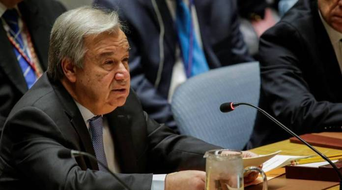 UN chief Antonio Guterres hints at support for human rights probe in Kashmir