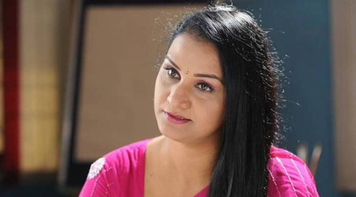 Apoorva came forward to support Sri Reddy