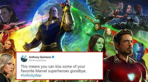 Waiting for Avengers: Infinity War spoilers? The Russo brothers urge fans to do theimpossible