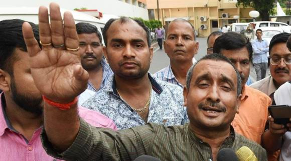 Unnao: Accused BJP MLA Kuldeep Sengar's brother arrested in connection with death of rape victim's father