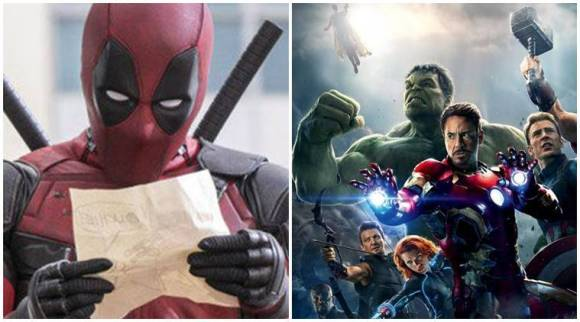 Deadpool star Ryan Reynolds congratulates Avengers Infinity War team
