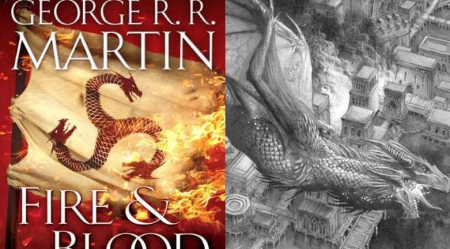 George RR Martin to release Game of Thrones prequel titled Fire and Blood this year