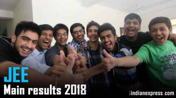 JEE Main Results 2018 LIVE: Results to be declared at evening at jeemain.nic.in