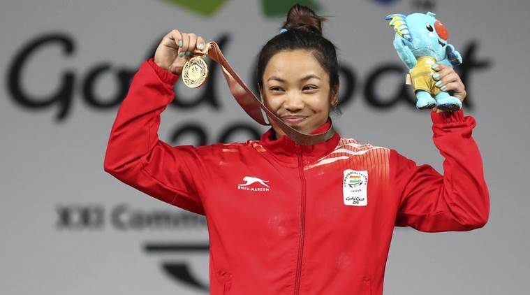 Mirabai Chanu, Mirabai Chanu India, India Mirabai Chanu, Mirabai Chanu record, Commonwealth Games 2018, CWG 2018, sports news, Indian Express