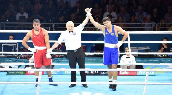 Commonwealth Games Live Updates Day 6 Boxing Live Score: Boxers assure three more medals, 2 more to go