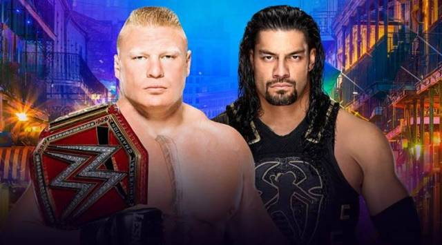 Wrestlemania 2018 Fight card: Full list of matches at WWE PPV