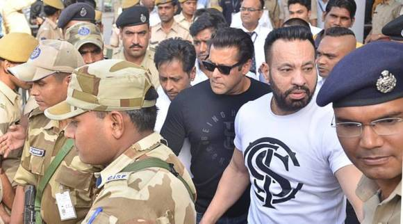 Celebrities react as Salman Khan gets 5-year jail term in blackbuck poaching case LIVE UPDATES