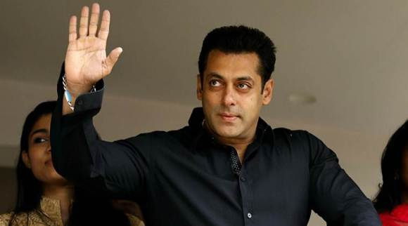 Salman Khan to his loved ones:Thank you for being there