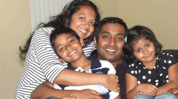 Indian family missing in California, search teams find woman's body
