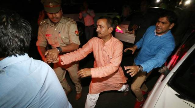 Unnao rape case: Accused BJP MLA Kuldeep Singh Sengar arrested by CBI