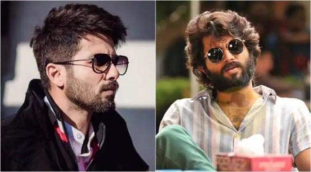 Arjun Reddys Hindi remake: Shahid Kapoor to step into Vijay Deverakonda shoes